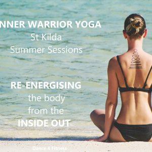 Inner Warrior Yoga Summer Sessions start 18th Nov