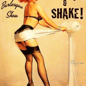 Burlesque Goddess Dance Class – Monday 22nd June 7.30 pm till 8.30 pm