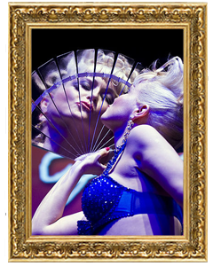 Modern Burlesque classes at Dance 4 Fitness www.dance4fitness.com.au