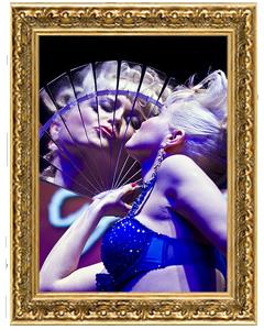 Modern Burlesque classes at Dance 4 Fitness www.dance4fitness.com.au