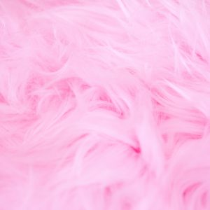 PINK FEATHER BOA