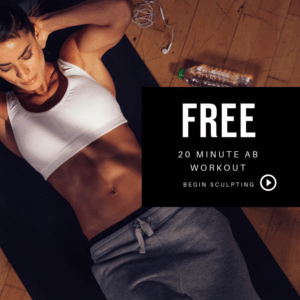 FREE ONLINE 20 Minute Ab Workout