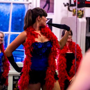 Burlesque Teasers and Privates