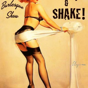 Burlesque Goddess Dance Class – Monday 22nd June 7.30 pm till 8.30 pm