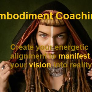 Embodiment Coaching Free Session – 30 mins